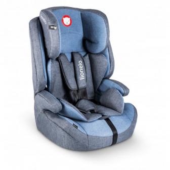 Autosedačka Nico 9-36 kg blue