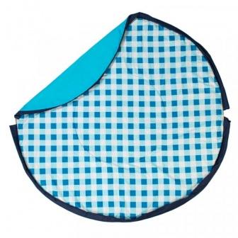 Hrací deka-vak na hračky 130cm vzor 13