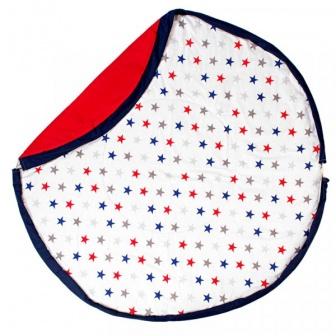Hrací deka-vak na hračky 130cm vzor 1