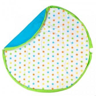 Hrací deka-vak na hračky 130cm vzor 2