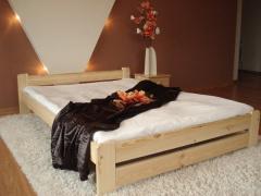 Postelový komplet s matrací