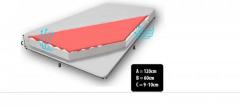 Matrace v rozměru 160X70 cm